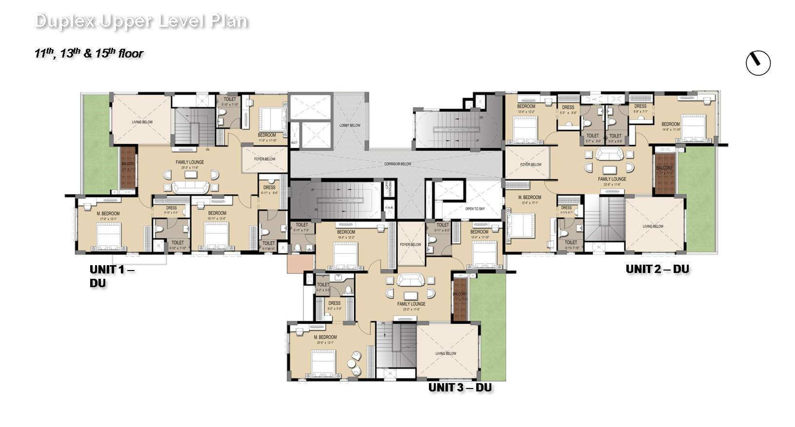 Apartments In Omr 3 4 Bhk Luxury High Rise Flats In Omr