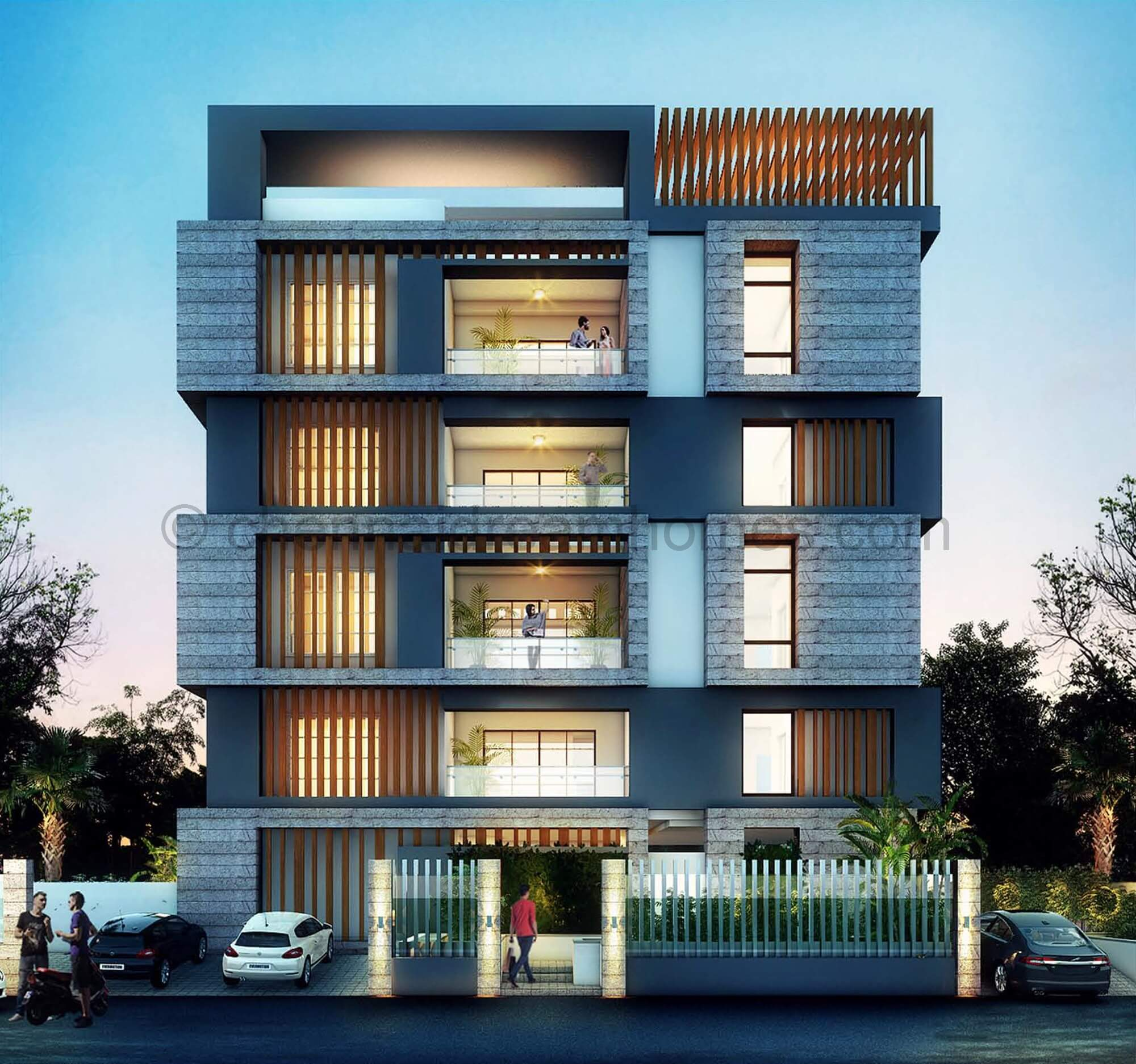 Apartments for sale in Thiruvanmiyur - 3 Bedroom Lavish Homes