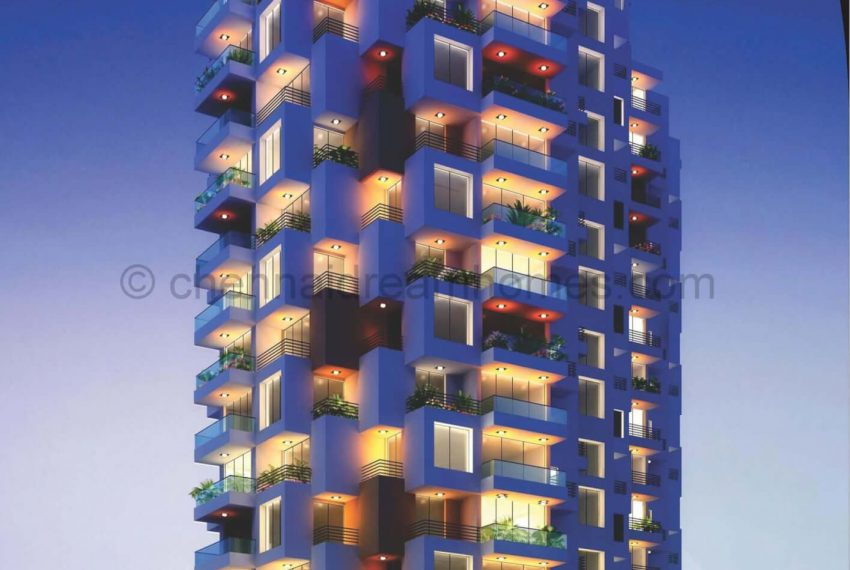 residential apartments in chennai