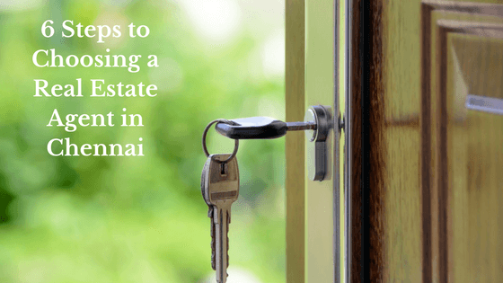 find a real estate agent chennai