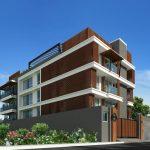 flats for sale in kotturpuram elevation