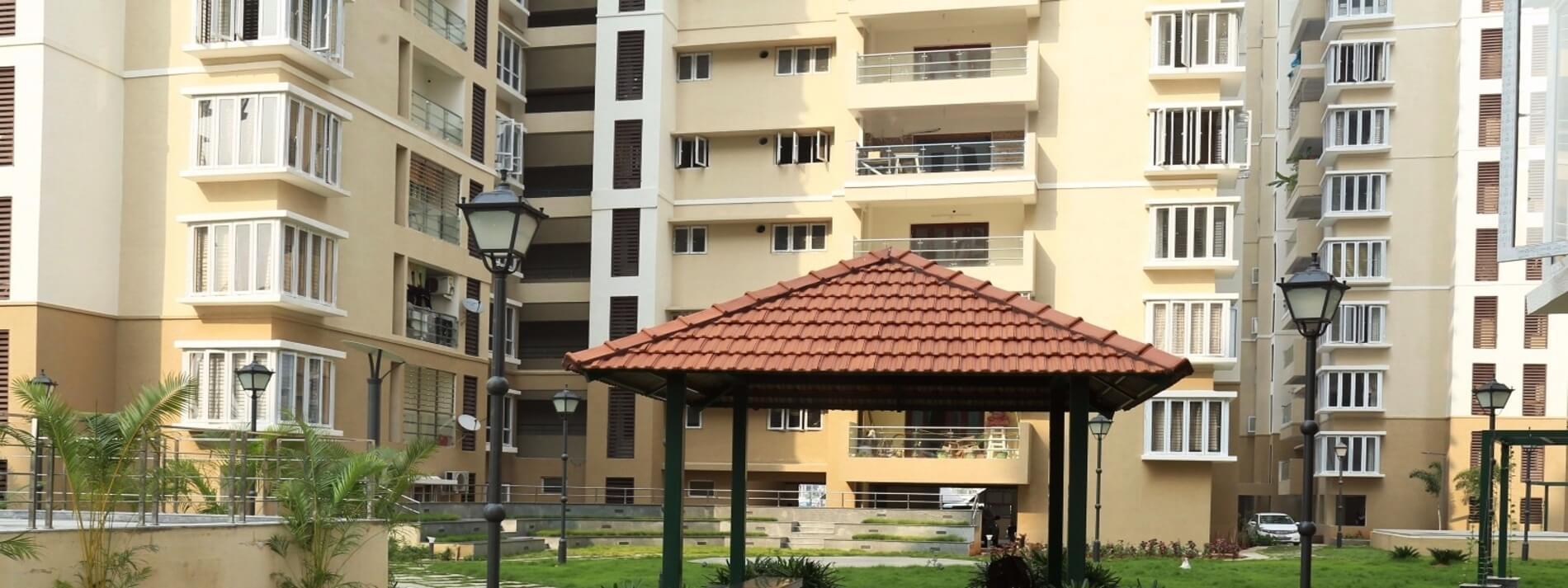 4 BHK Apartment for Rent in Virugambakkam