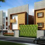 gated villas in ecr