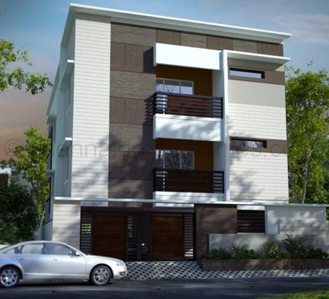 flats in perungudi