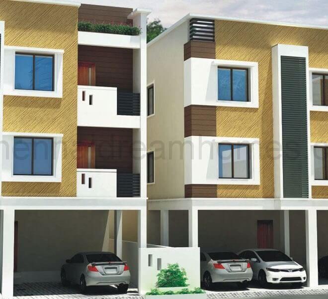flats in sholinganallur