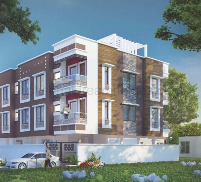 flats for sale in perungudi