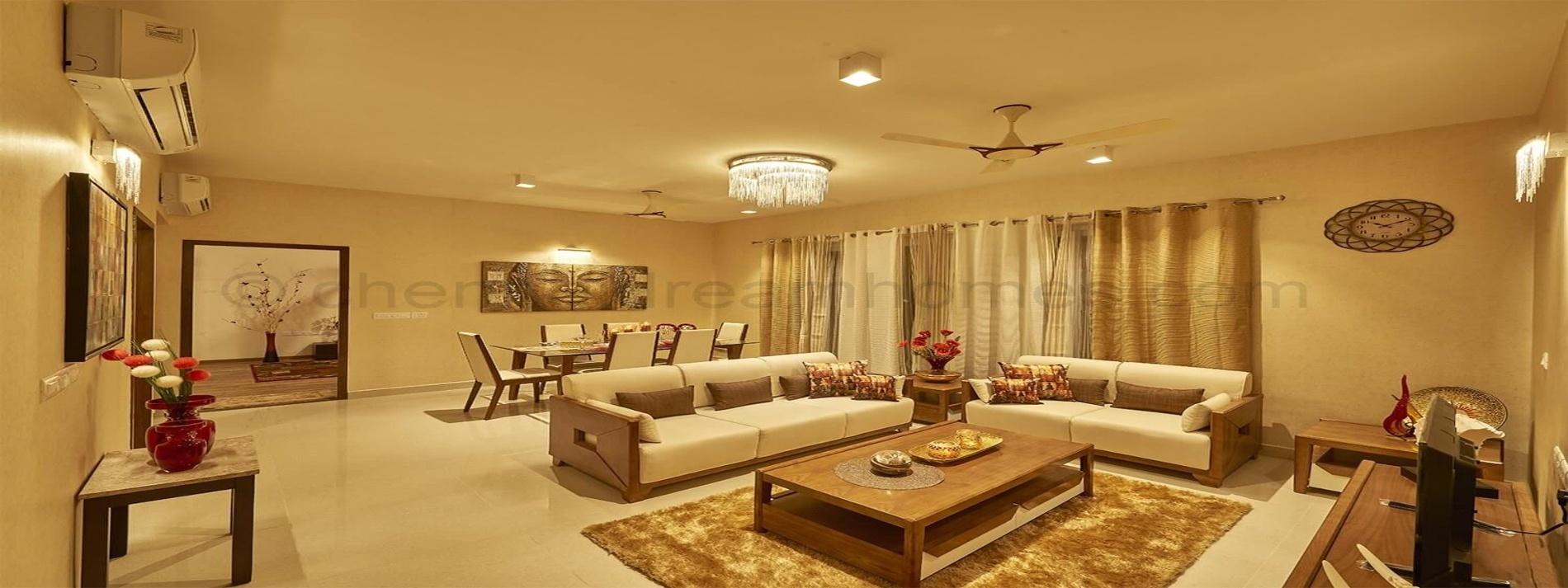 2.5 and 3 BHK Premium Apartments in Adyar